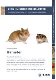 dierenbijsluiter hamster