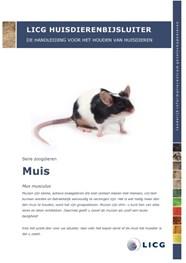 dierenbijsluiter muis